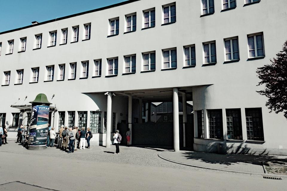 Schindler's factory today