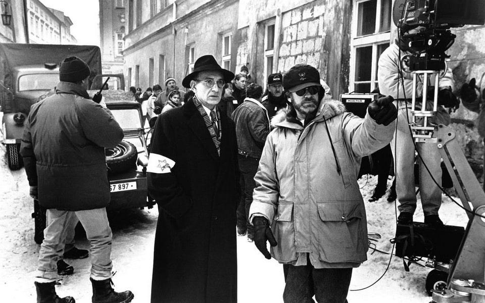 The filming locations of Schindler's list in Krakow