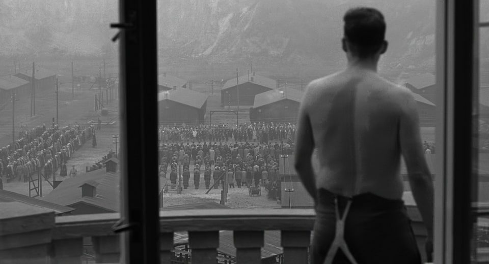 Plaszow concentration camp in Schindler's list