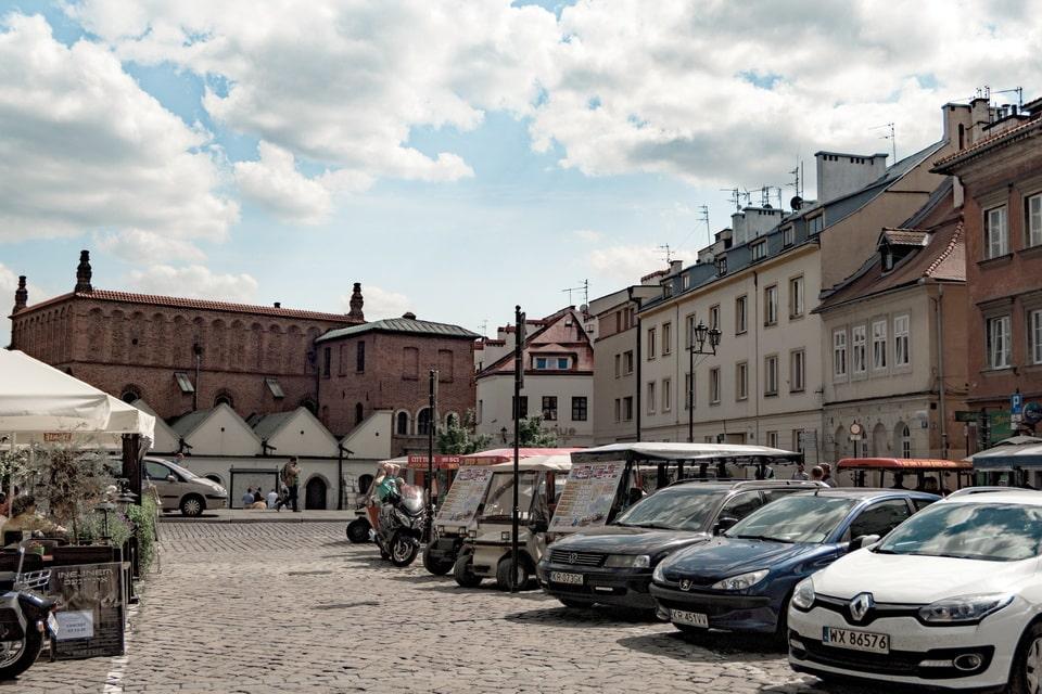 Szeroka, Krakow