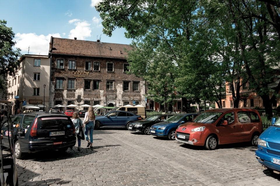 Szeroka street today