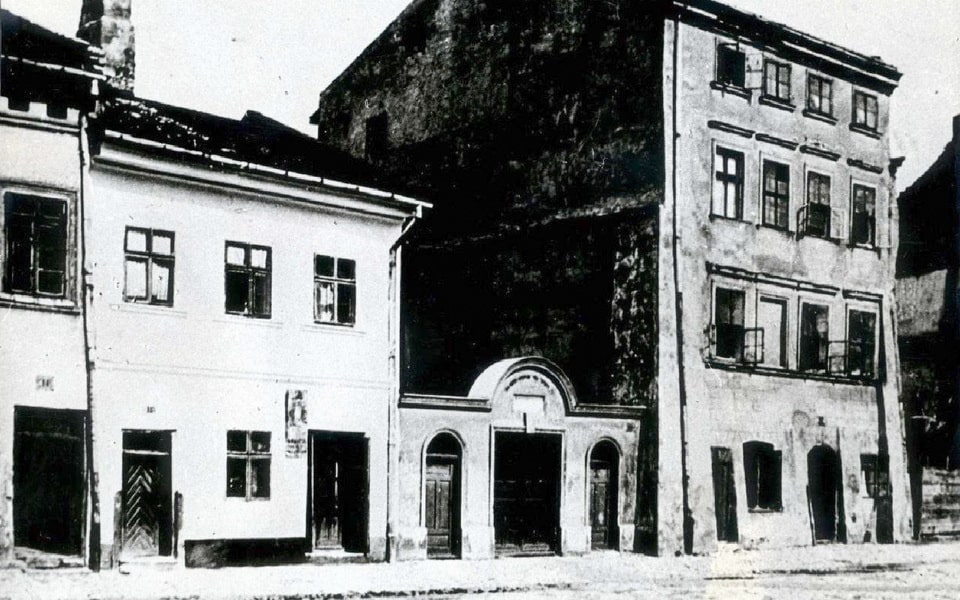 Schindler's filming locations in Kazimierz district