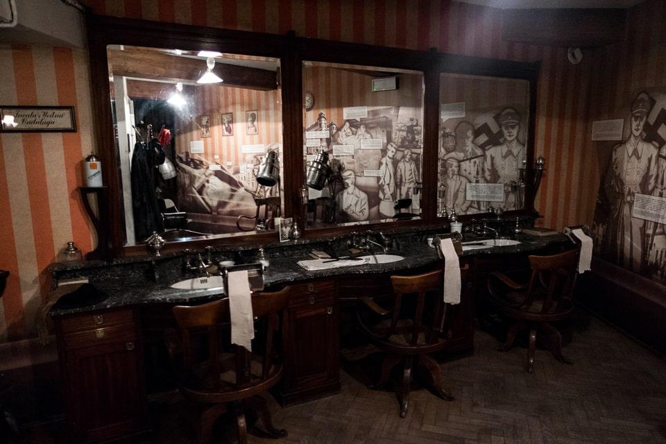 Krakow barbershop