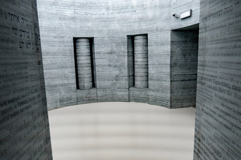 "Hall of Choice ""Fabryka Emalia Oskara Schindlera"" museum"