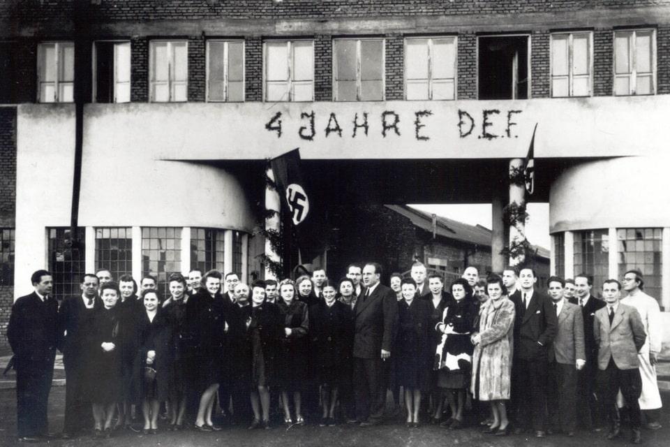 DEF Deutsche Emailwarenfabrik Oskar Schindler's factory