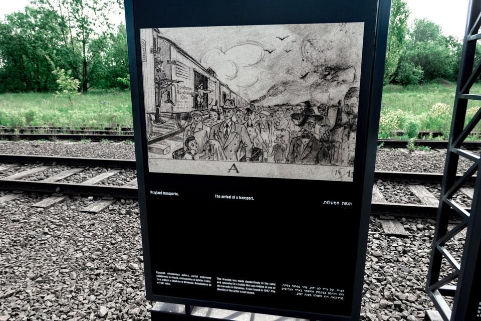 """Auschwitz-Birkenau State Museum - """"Judenrampe"""""""