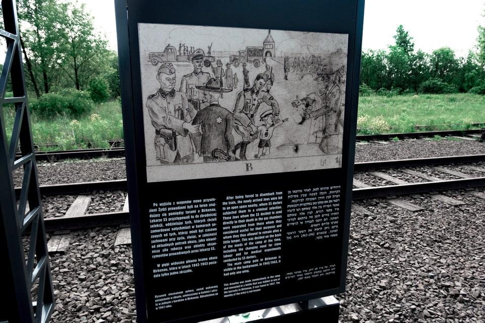 "Auschwitz-Birkenau State Museum - ""Judenrampe"" Oswiecim"