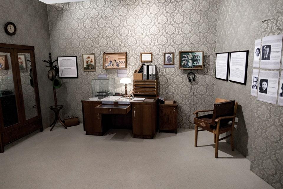 Krakow Historical Museum at Lipowa 4