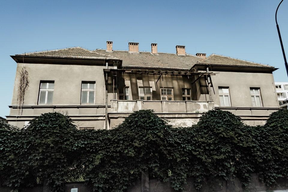 Oskar Schindler's house (villa) in Krakow