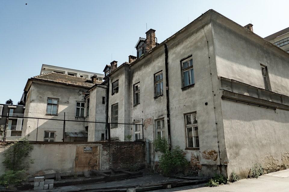Villa of Schindler at Tadeusza Romanowicza 9