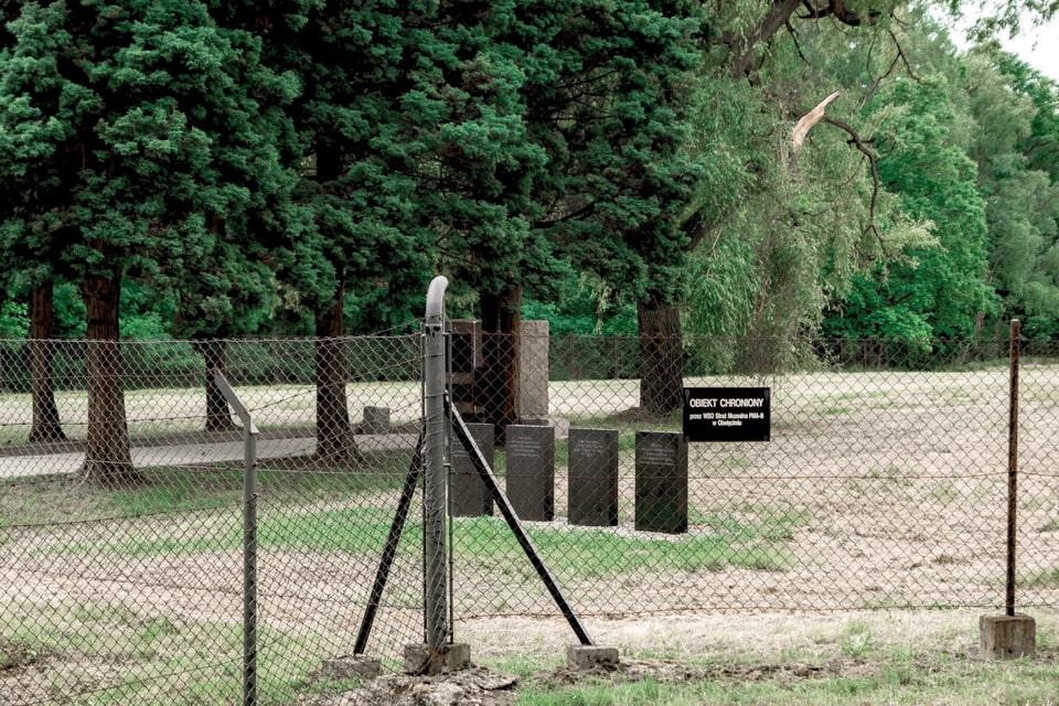 Soviet memorial Auschwitz