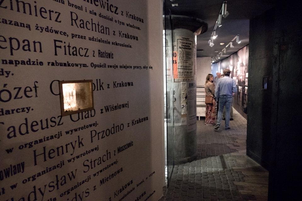 Terror exposition: Schindler's museum