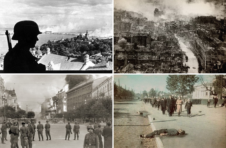 KIEV IN HISTORIOGRAPHY OF THE SECOND WORLD WAR