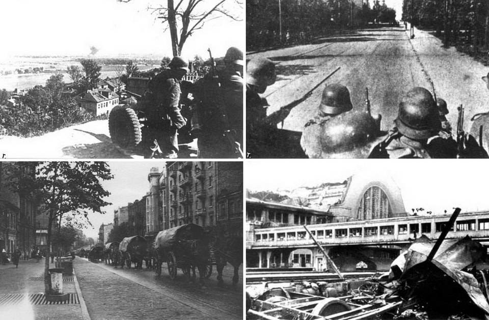 KIEV AND THE OCCUPATION 1941-1943