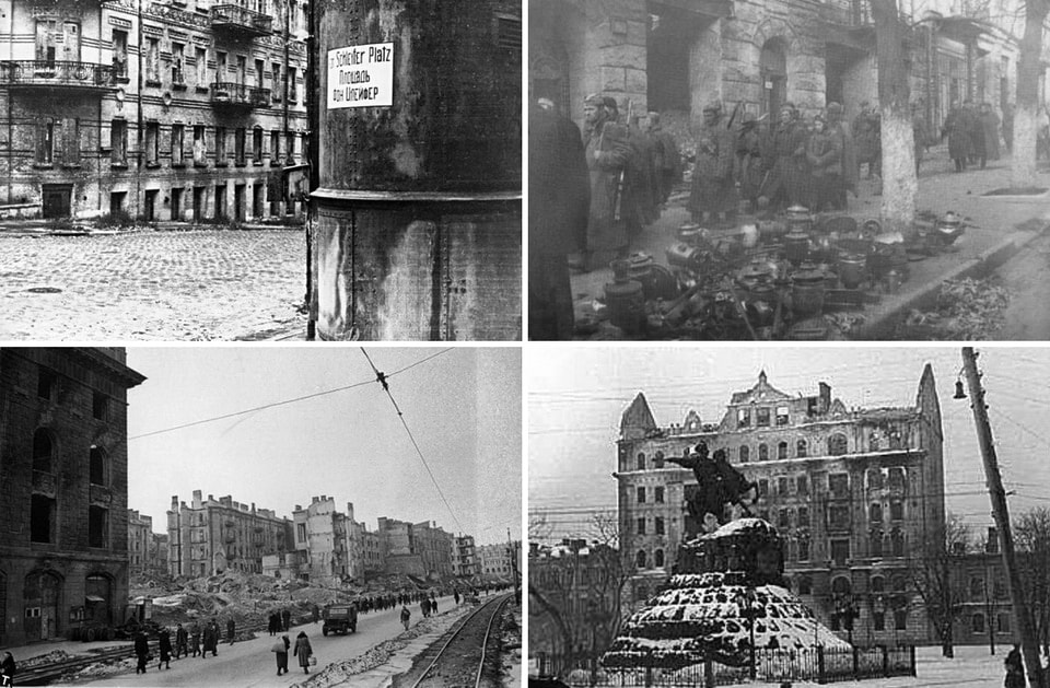 Kiev Second World War