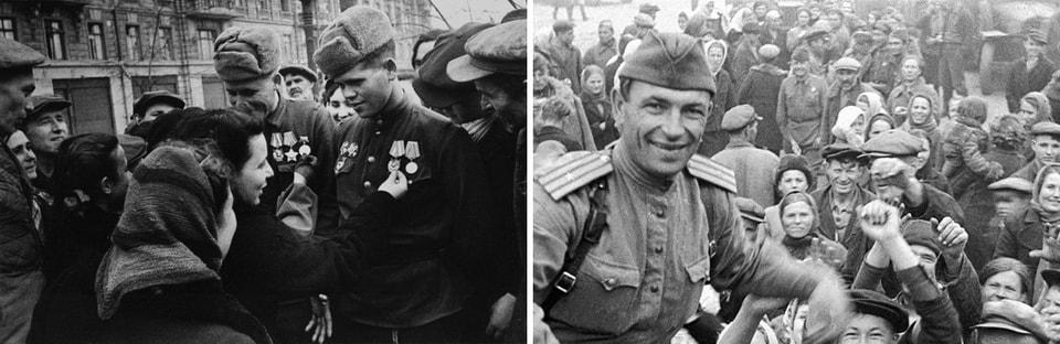 HISTORY OF THE WW2 MEMORIAL COMPLEX IN KIEV
