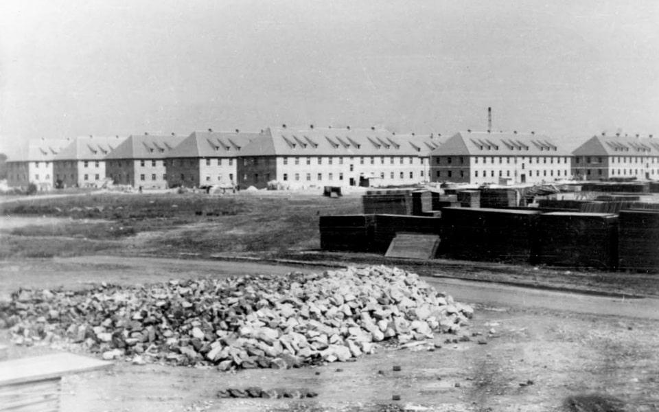 Additional camp near Aushcwitz main stammlager