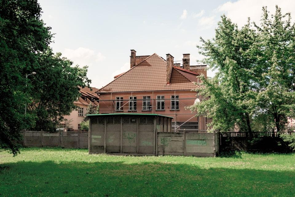 SCHUTZHAFTLAGERERWEITERUNG Auschwitz 1