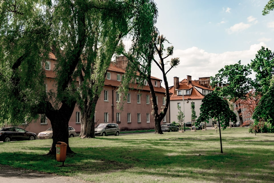 SCHUTZHAFTLAGERERWEITERUNG ADDITIONAL CAMP Oswiecim