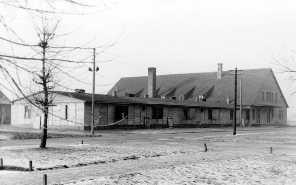 THE CAMP BAKERY in Auschwitz