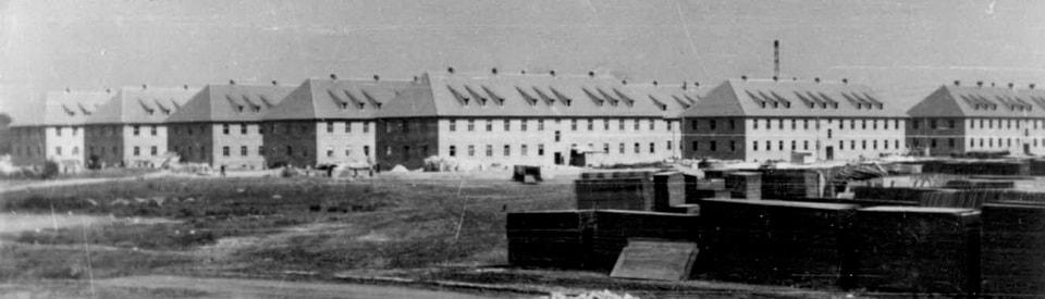 SCHUTZHAFTLAGERERWEITERUNG ADDITIONAL CAMP in 1944