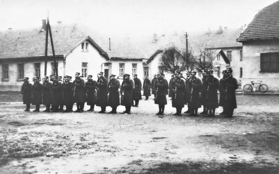 Oswiecim before 1939