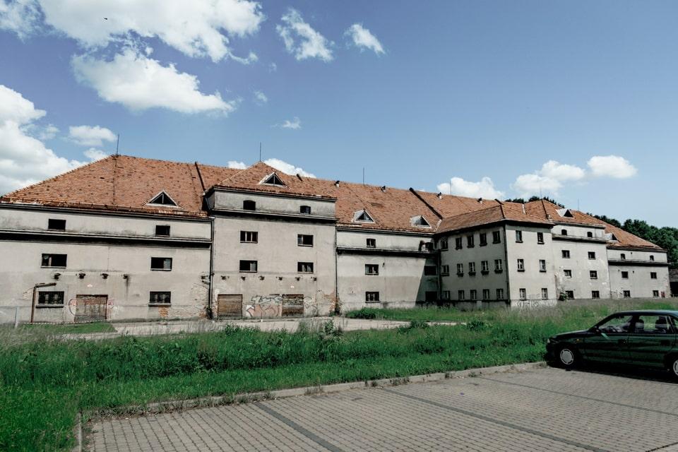 The Warehouse at the Aushwitz-1 main camp