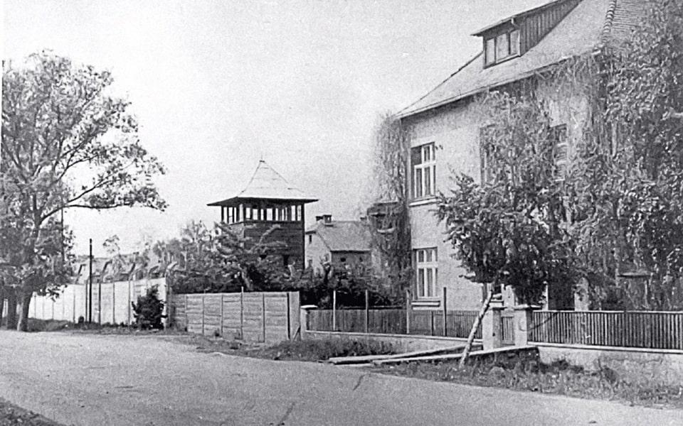 Rudolf Hoss villa Auschwitz 1