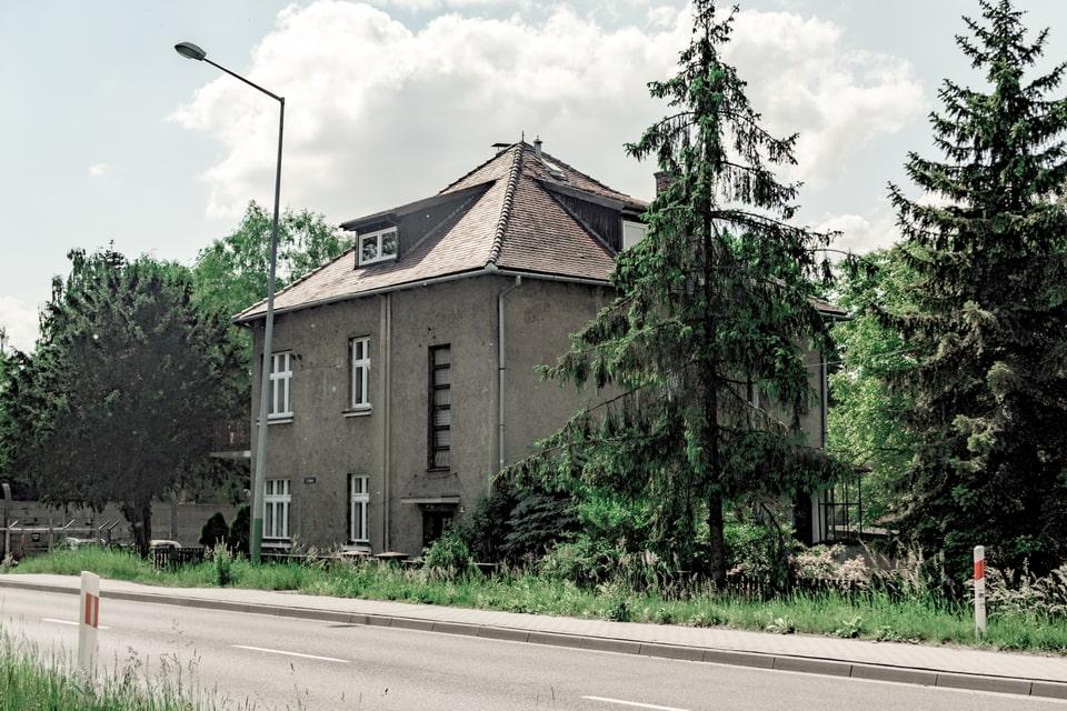 Commandat's villa Oswiecim