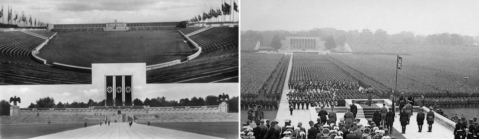LUITPOLD ARENA Third Reich