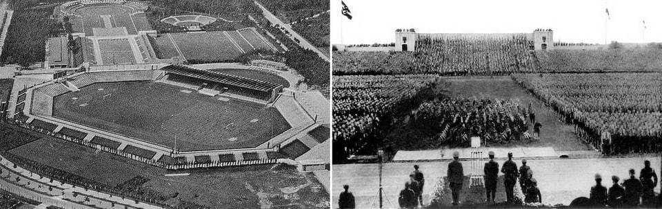 'STADTISCHES STADION' (MUNICIPAL STADIUM)