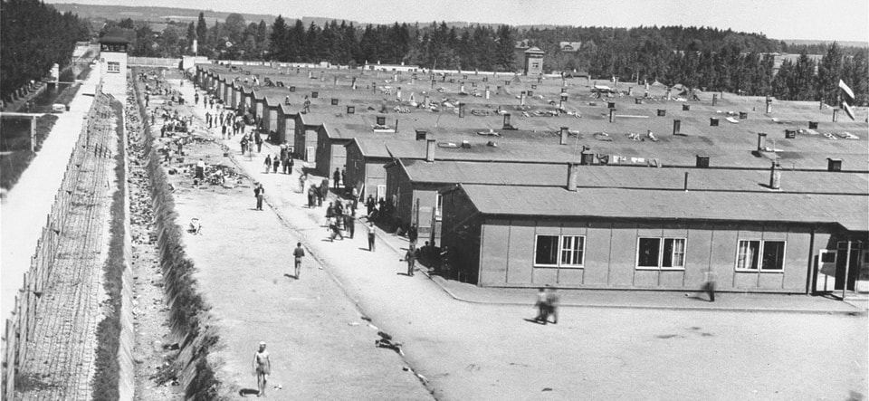 Dachau Concentration camp near Munich