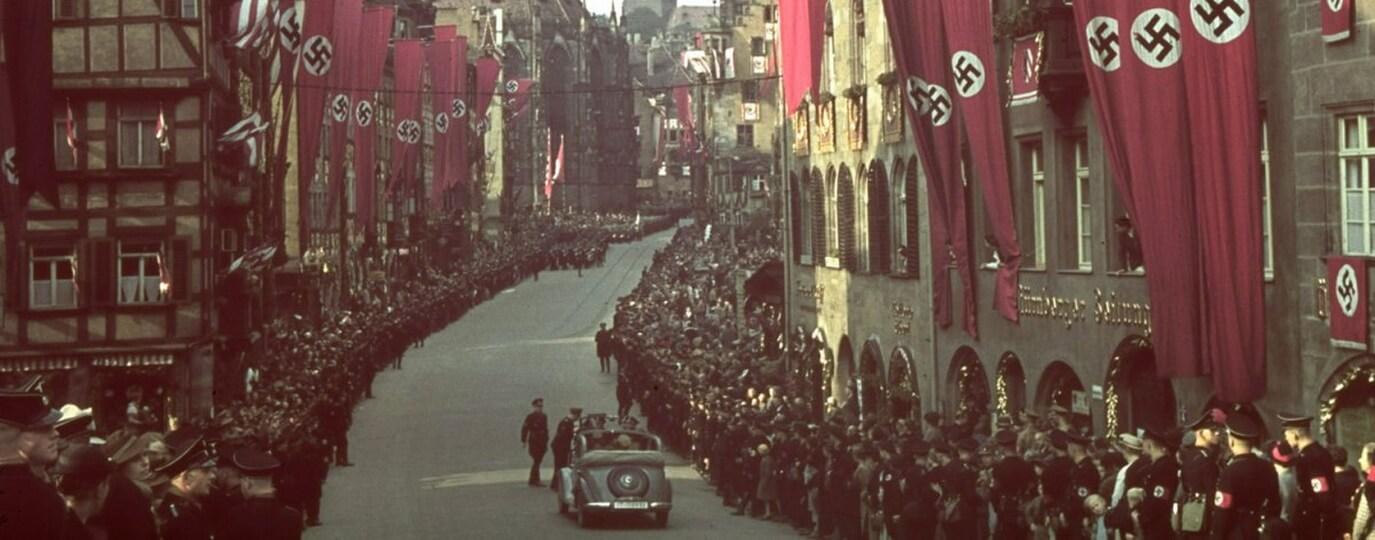 Third Reich and Nuremberg locations