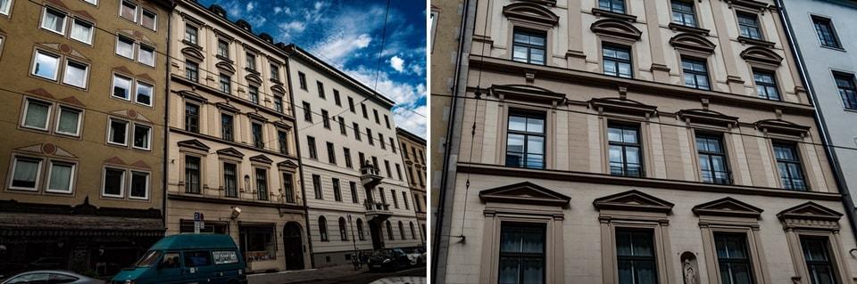 Thierschstraße 41 Munich Hitler residence