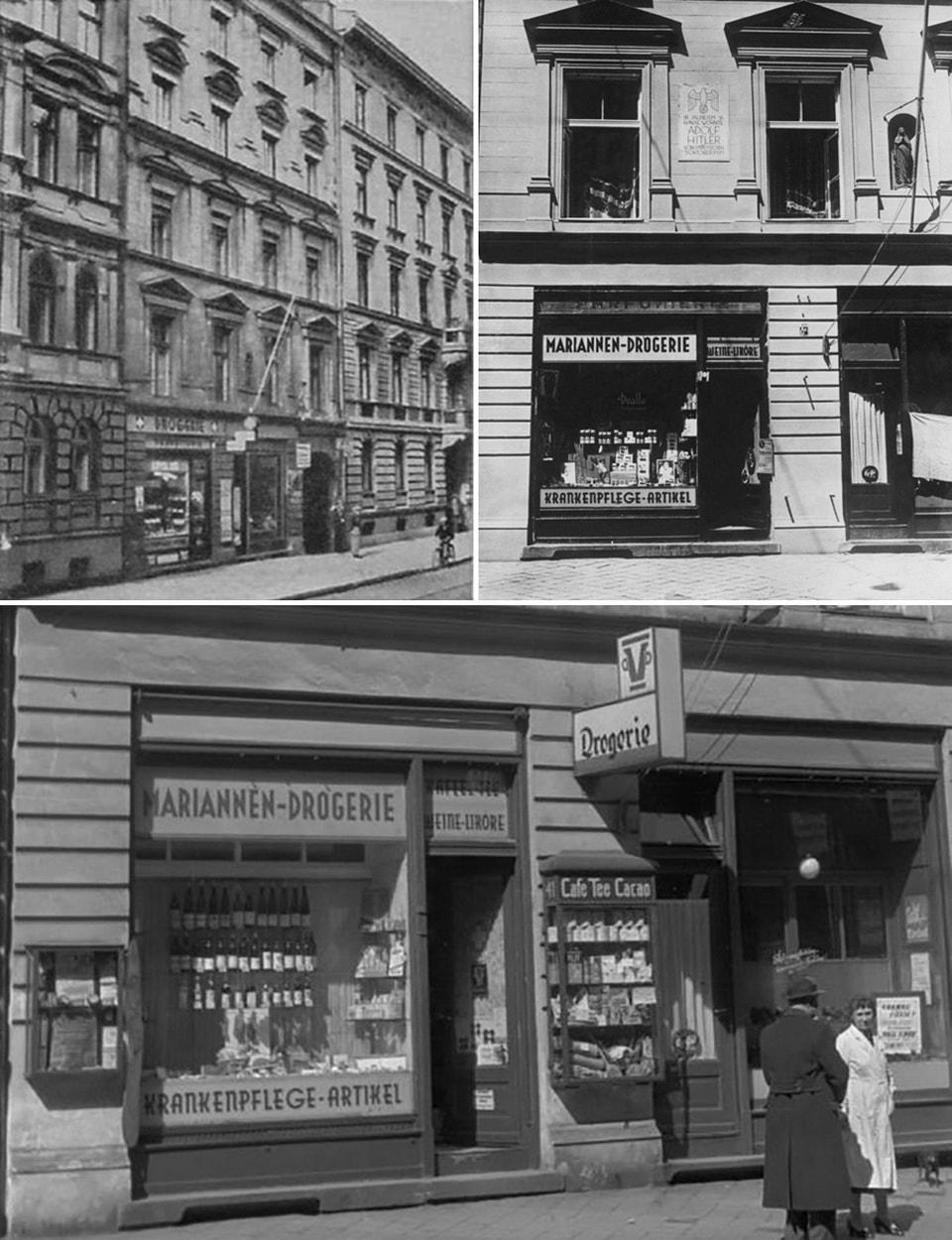 HITLER'S HOME 1920-1929 Munich