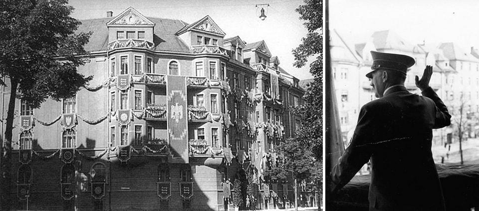 HITLER'S HOME SINCE 1929 Munich, Bavaria