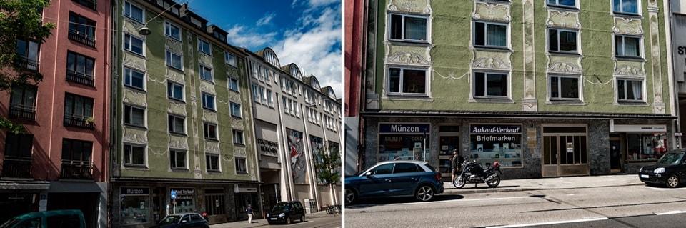 THE SECOND NSDAP HEADQUARTERS in Munich