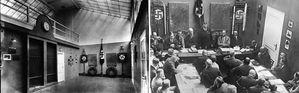 THE THIRD NSDAP HEADQUARTERS 1925-1931