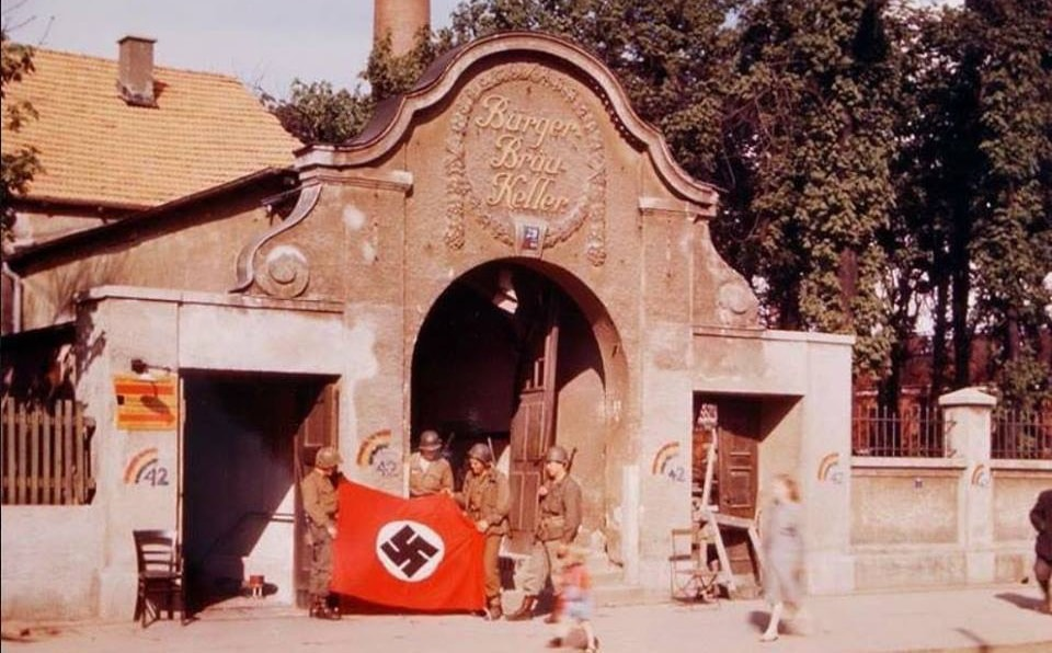 BURGERBRAUKELLER and the Third Reich