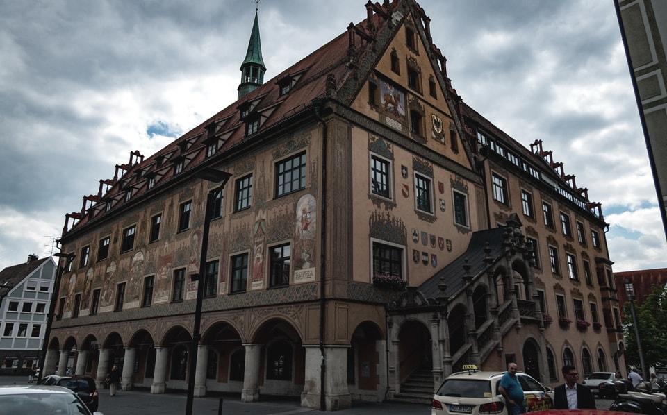 ULM RATHAUS City Hall