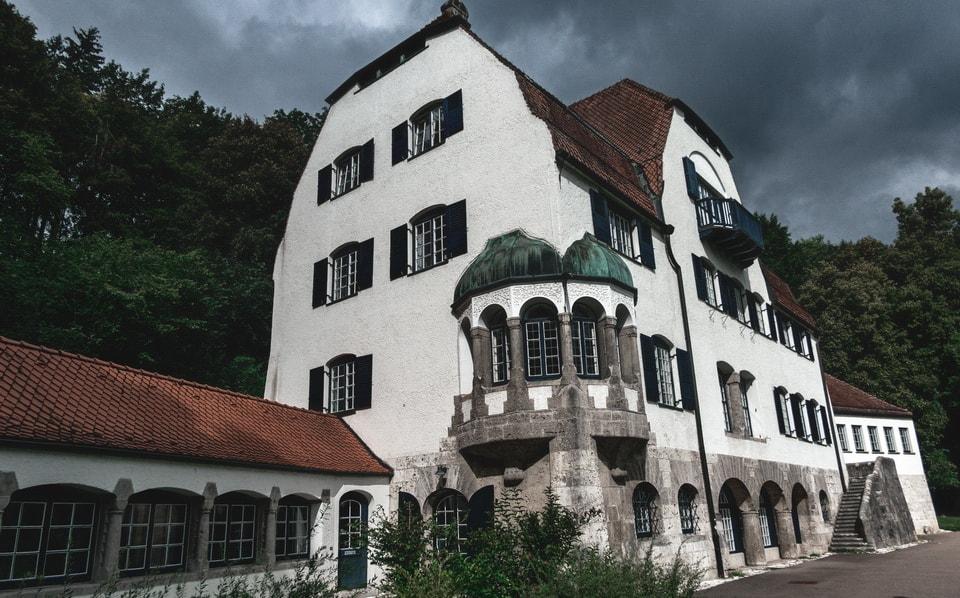 Museum of Erwin ROmmel in Herrlingen, Germany