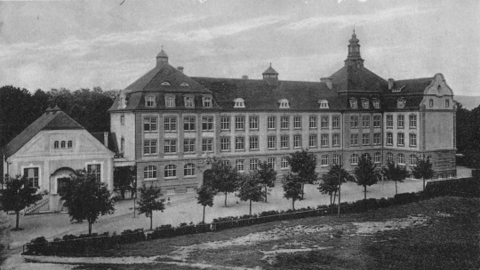 WAGNER SCHULE in a city of Ulm