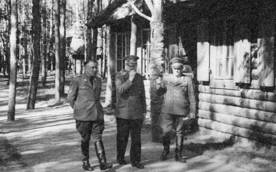 HITLER AND HIS 118 DAYS IN WEHRWOLF, Ukraine