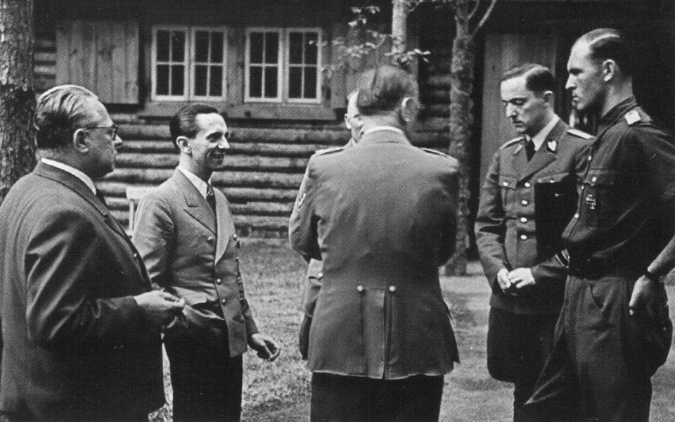 HITLER AND UKRAINIAN SUMMER HEAT Vinnytsia