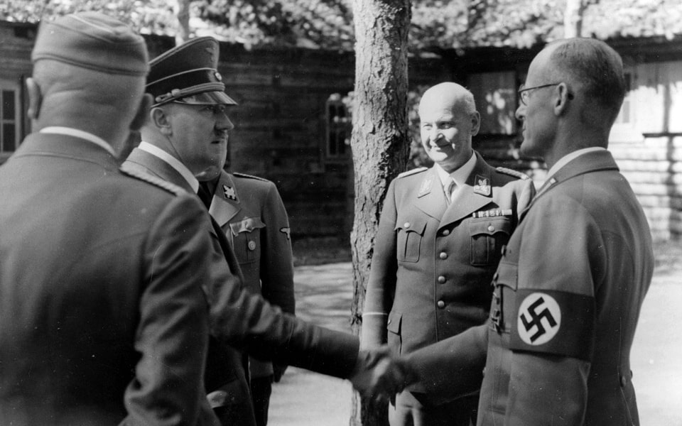 HITLER AND HIS 118 DAYS IN WEHRWOLF near VINNYTSIA