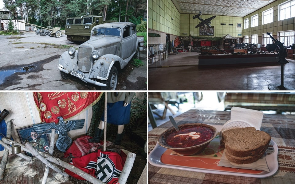 THE PRIVATE WW2 MUSEUM WEhrwolf