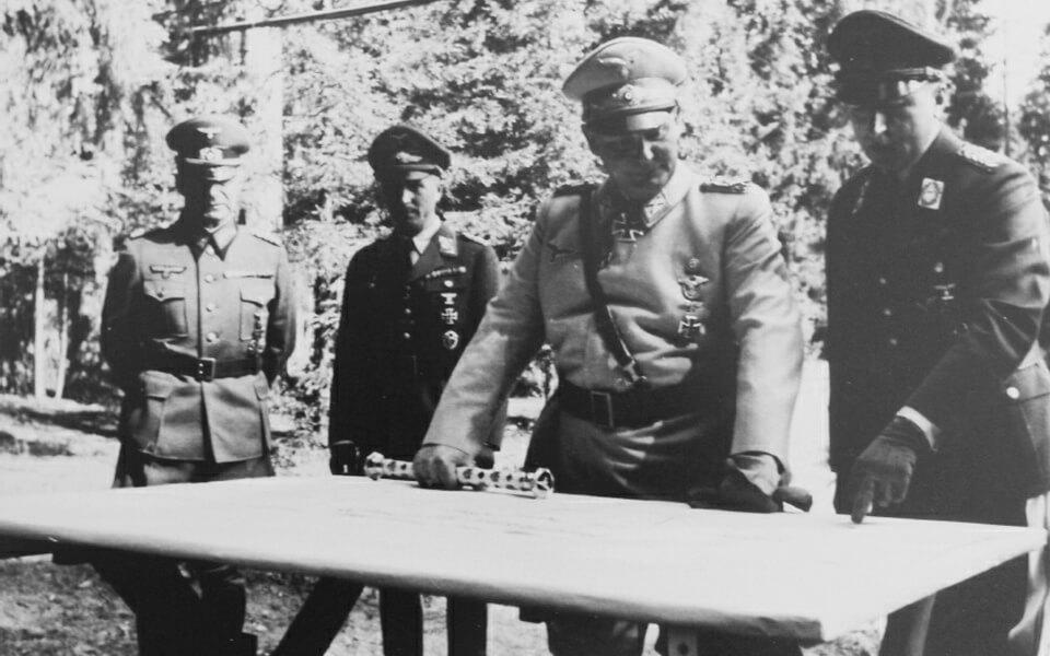 Hermann Goering Wehrwolf ukraine