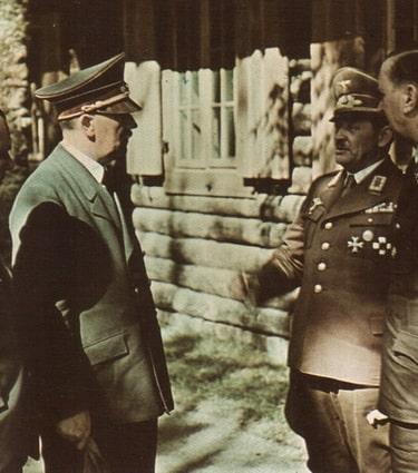 WEHRWOLF: Hitler's headquarters in Ukraine