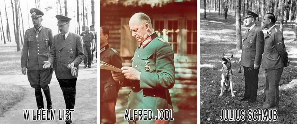 Hitler's generals in Ukraine