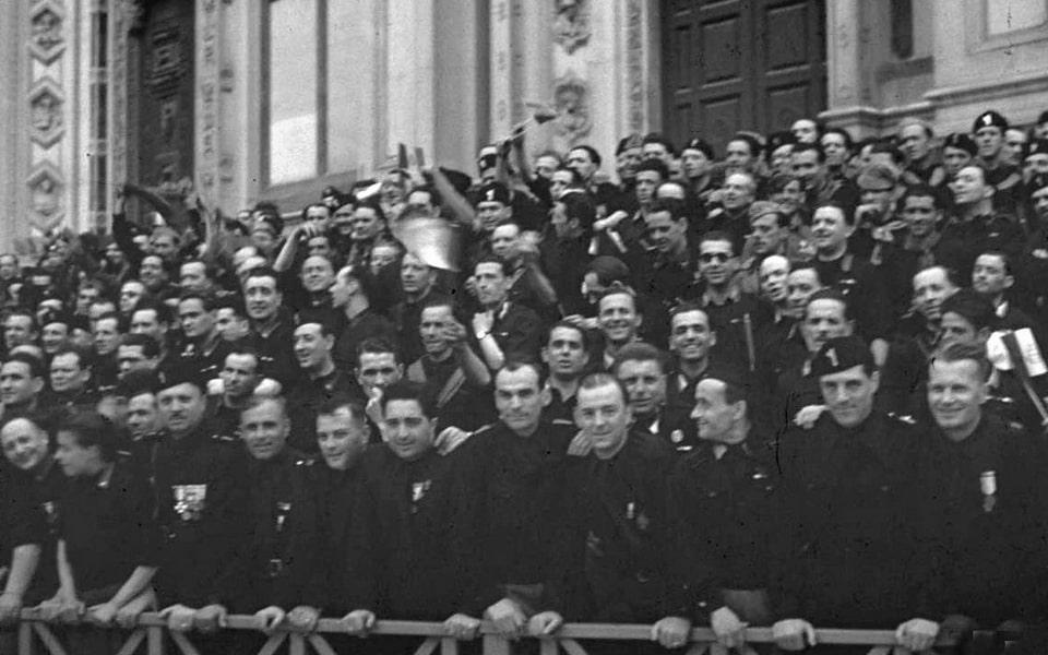 BASILICA DI SANTA CROCE May 9, 1938